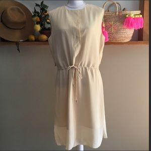 Magaschoni Silk Dress, Size 14, New with Tag